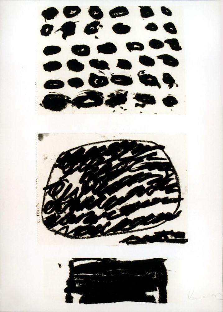 Многоэкземплярное Произведение Kounellis - Homage to Federico Garcia Lorca