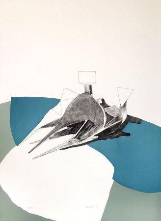 Литография Chadwick - Homage to Picasso