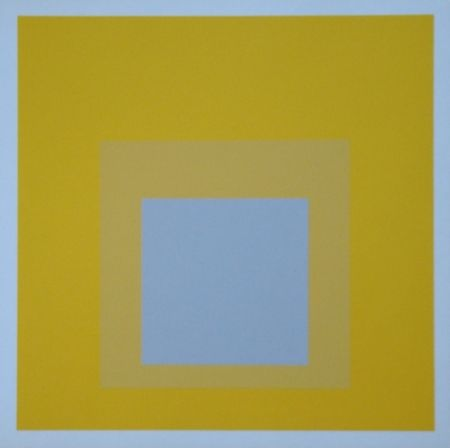 Сериграфия Albers - Homage to the Square - Selected, 1959