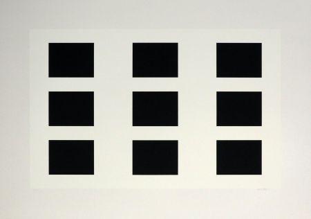 Многоэкземплярное Произведение Agam - Hommage à G.B. 4