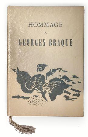 Литография Braque - Hommage à Georges Braque