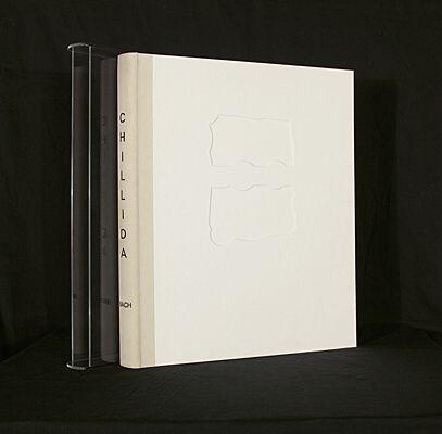 Иллюстрированная Книга Chillida - Hommage à Johann Sebastian Bach