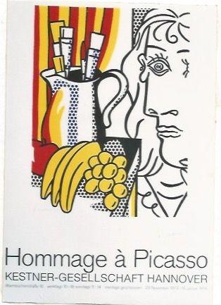 Афиша Lichtenstein - Hommage á Picasso