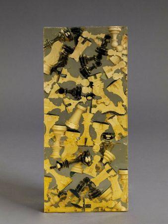 Многоэкземплярное Произведение Arman - Hommage a Duchamp. To and for Rose Selavy (scacchi)