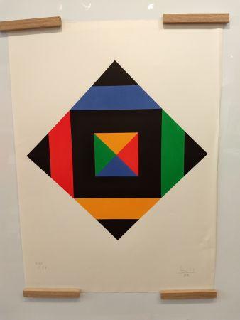 Литография Bill - Hommage a Picasso
