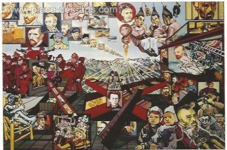 Нет Никаких Технических Erro - Hommage a Van Gogh I