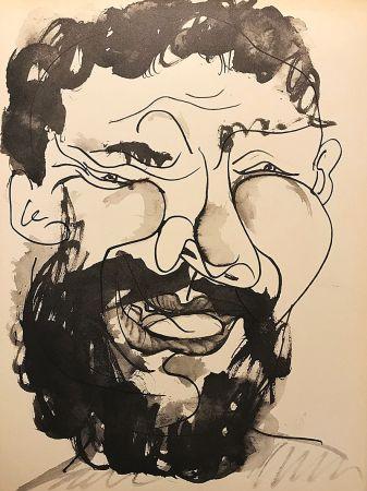 Нет Никаких Технических Picasso (After) - Homme barbu souriant