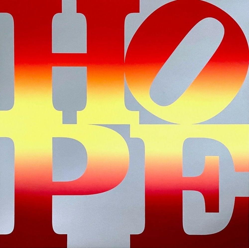 Сериграфия Indiana - Hope/Autumn