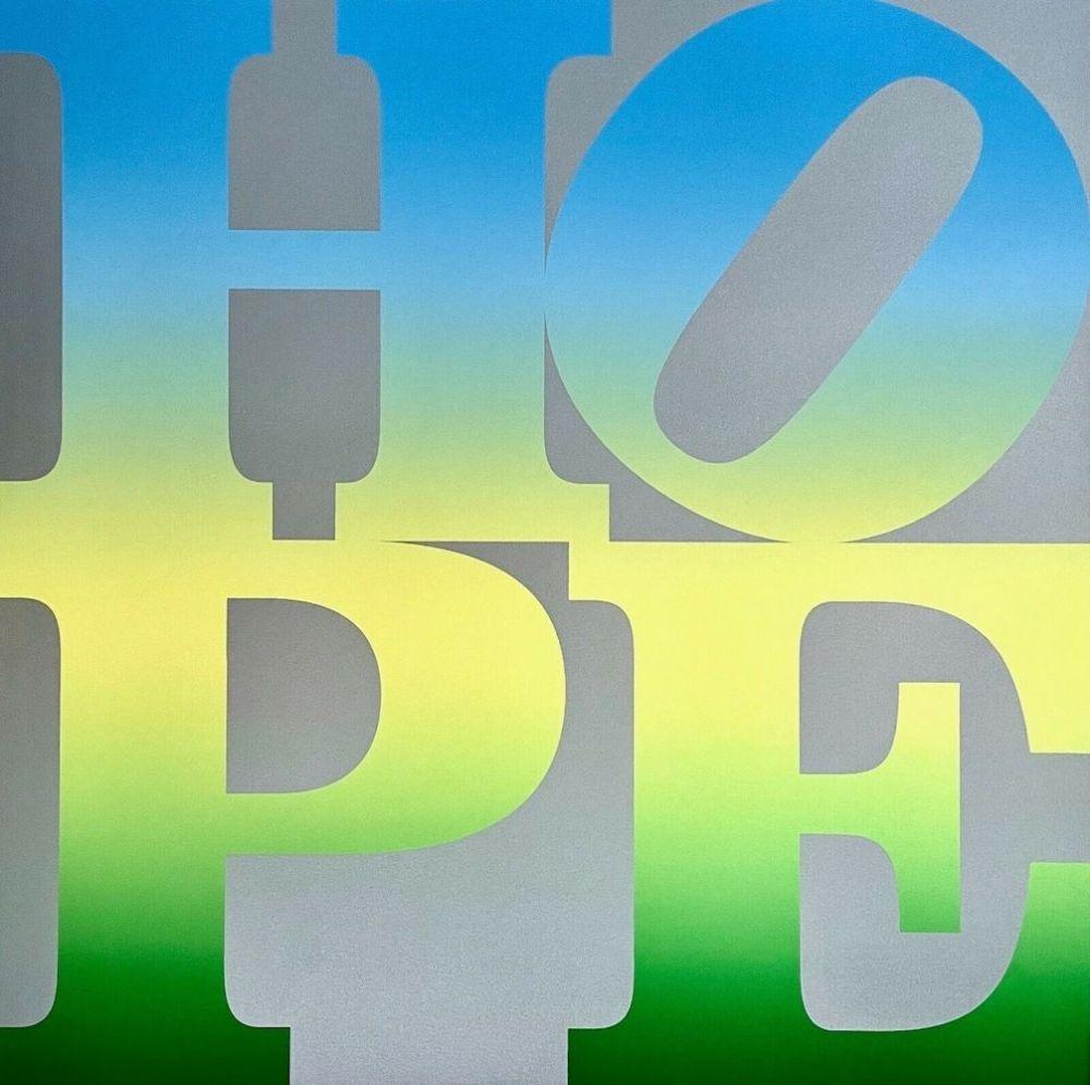 Сериграфия Indiana - Hope/Summer