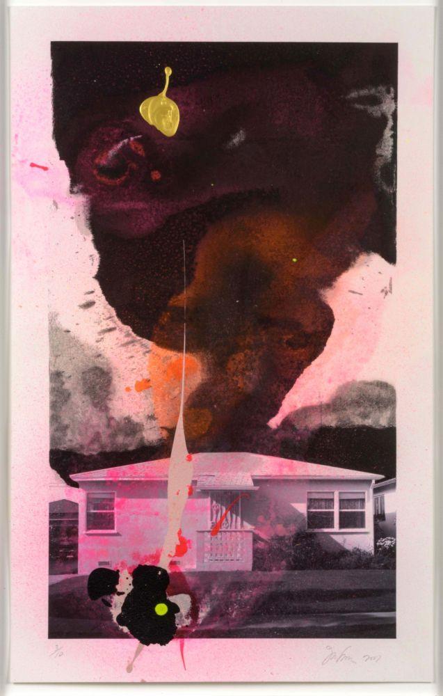 Литография Goode - House Tornado (11520)