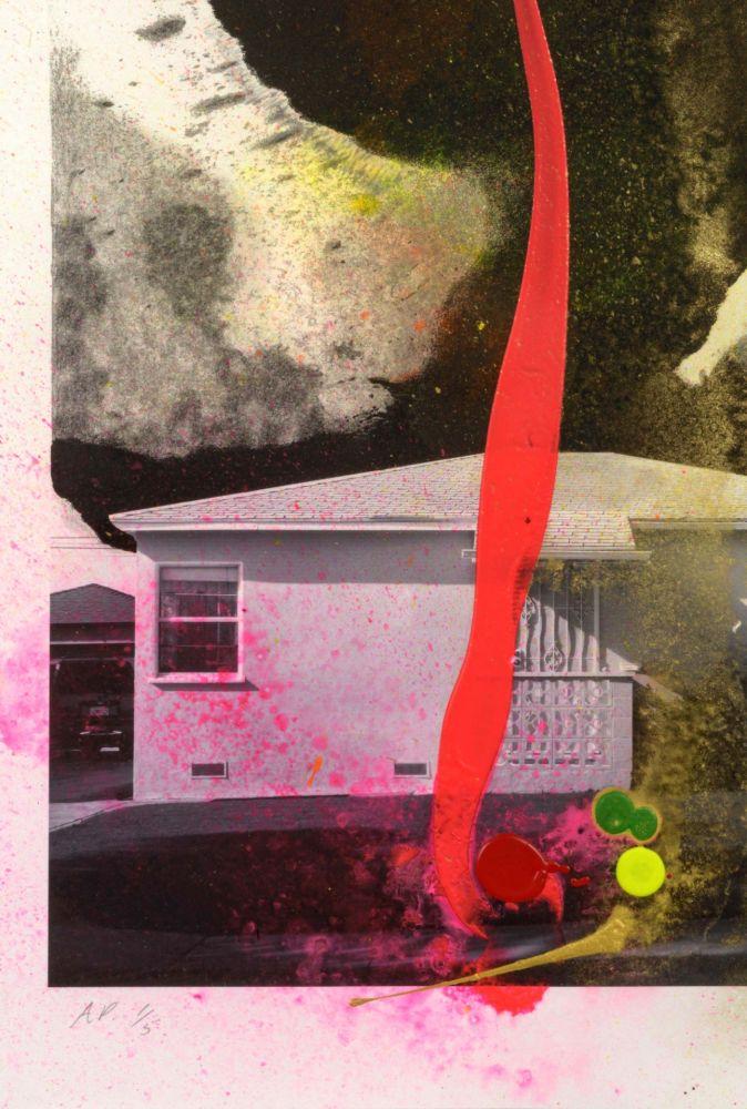 Литография Goode - House Tornado (11521)