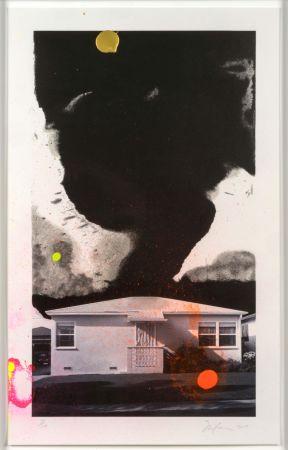 Литография Goode - House Tornado (11532)