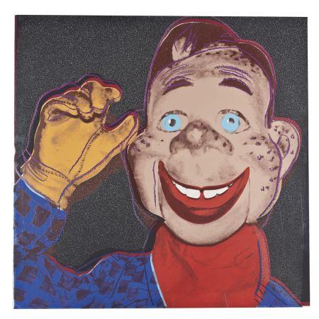 Сериграфия Warhol - Howdy Doody (FS II.263)
