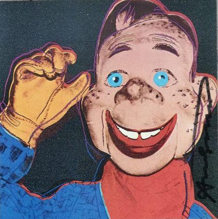 Сериграфия Warhol - Howdy Doody