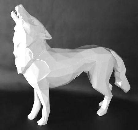 Нет Никаких Технических Orlinsky - Howling Wolf (white)