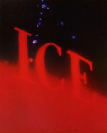 Гашение Ruscha - Ice