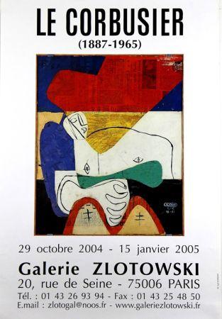 Гашение Le Corbusier - Icone Galerie Zlotowki