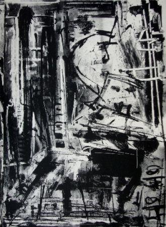Литография Vedova - Immanente 1