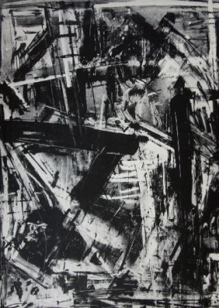 Литография Vedova - Immanente 2