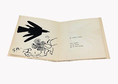 Иллюстрированная Книга Braque - Impuissant à t'aimer