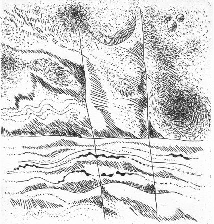 Иллюстрированная Книга Mirek - Inni di Goethe. Gesang der geister uber den wassern. Grenzen der menschheit. Das gottliche