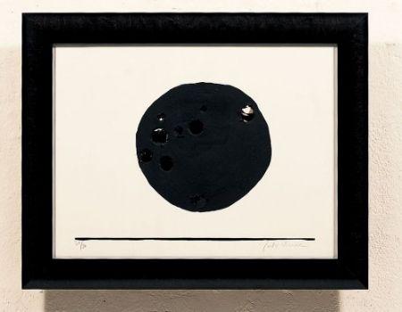 Многоэкземплярное Произведение Alcaraz - Interior d'una taca de pintura