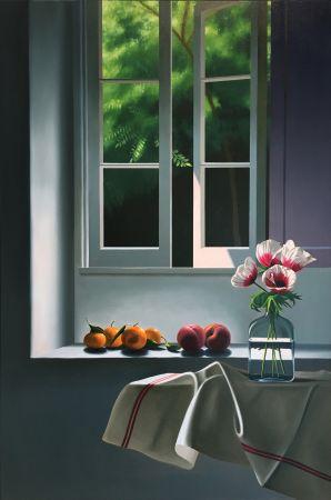 Нет Никаких Технических Cohen - Interior with Anemones and Fruit
