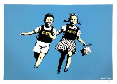 Сериграфия Banksy - JACK AND JILL