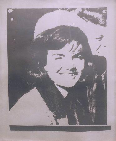 Сериграфия Warhol - JACQUELINE KENNEDY I FS II.13