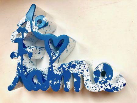 Нет Никаких Технических Mr Brainwash - Je t`aime Splash blue