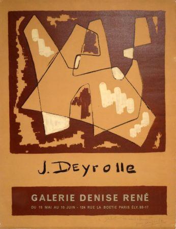 Афиша Deyrolle - Jean Deyrolle