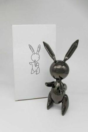 Нет Никаких Технических Koons - Jeff Koons (After) - Balloon Rabbit Black
