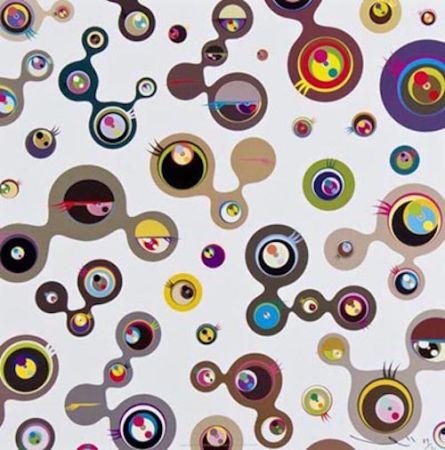 Гашение Murakami - Jellyfish Eyes White 4