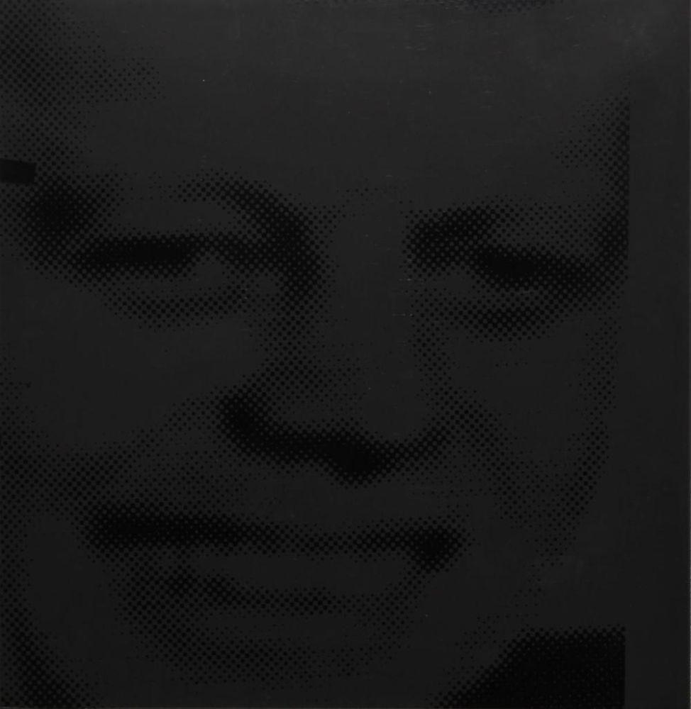 Многоэкземплярное Произведение Warhol - JFK (Black)