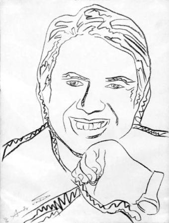 Сериграфия Warhol - Jimmy Carter III