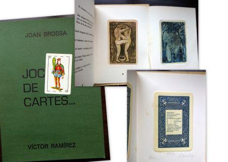 Иллюстрированная Книга Brossa - Joc de Cartes