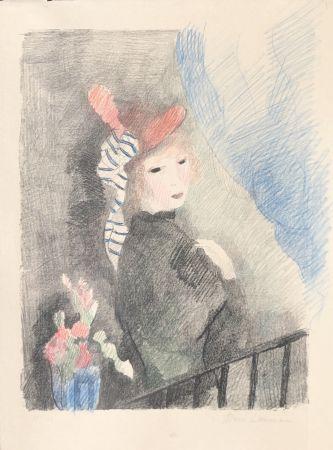 Литография Laurencin - Juliette