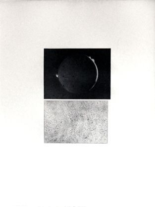 Гравюра Celmins - Jupiter Moon – Constellation