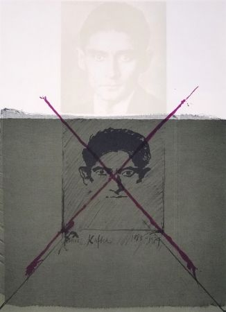 Литография Bru - Kafka