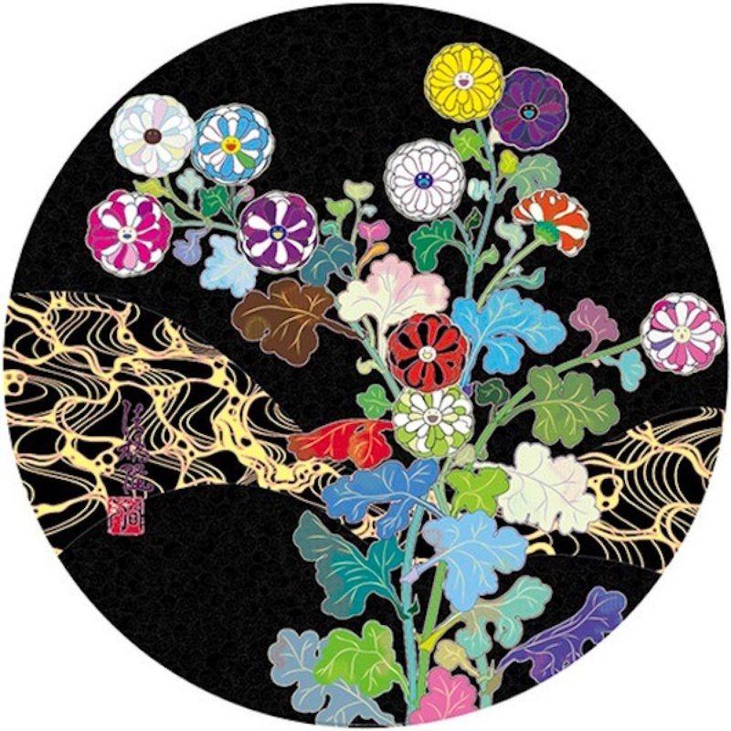 Гашение Murakami - Kansai Wildflowers Glowing