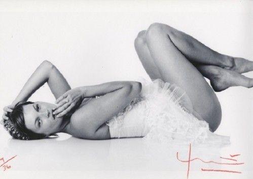Фотографии Stern - Kate Moss. Laying down
