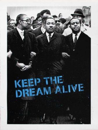 Многоэкземплярное Произведение Mr Brainwash - Keep the Dream Alive