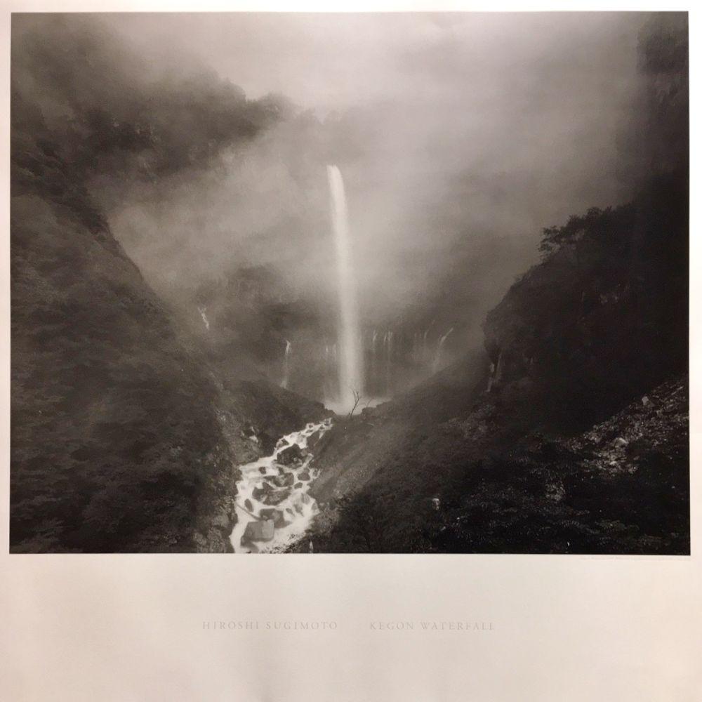 Литография Sugimoto - Kegon Falls