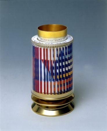 Многоэкземплярное Произведение Agam - Kiddush Cup