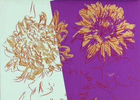 Сериграфия Warhol - Kiku