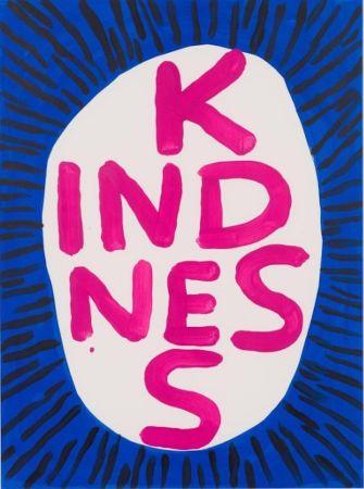 Сериграфия Shrigley - Kindness