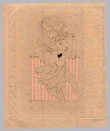 Иллюстрированная Книга Bellmer - Kleist (Heinrich Von). Les Marionnettes.