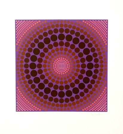Сериграфия Vasarely - Koeroek