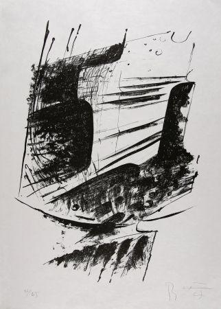 Литография Heiliger - Komposition I