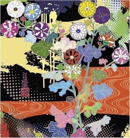 Гашение Murakami - Korin, Dark Matter